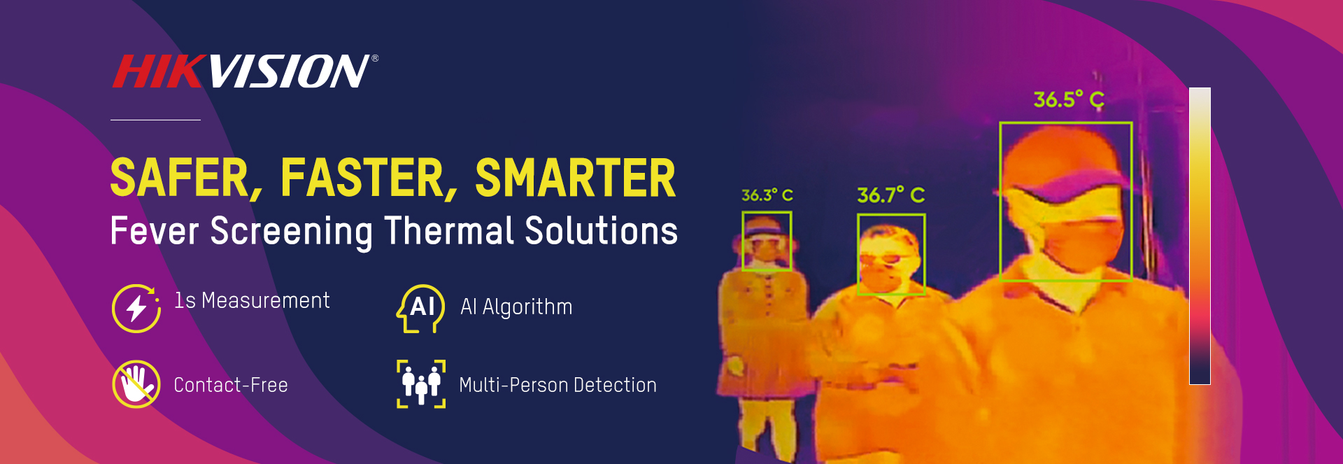 Hikvision-thermal-fever-screening-solutions